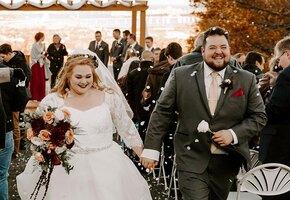 Пара похудела за год на 90 килограммов. На фото разные люди!