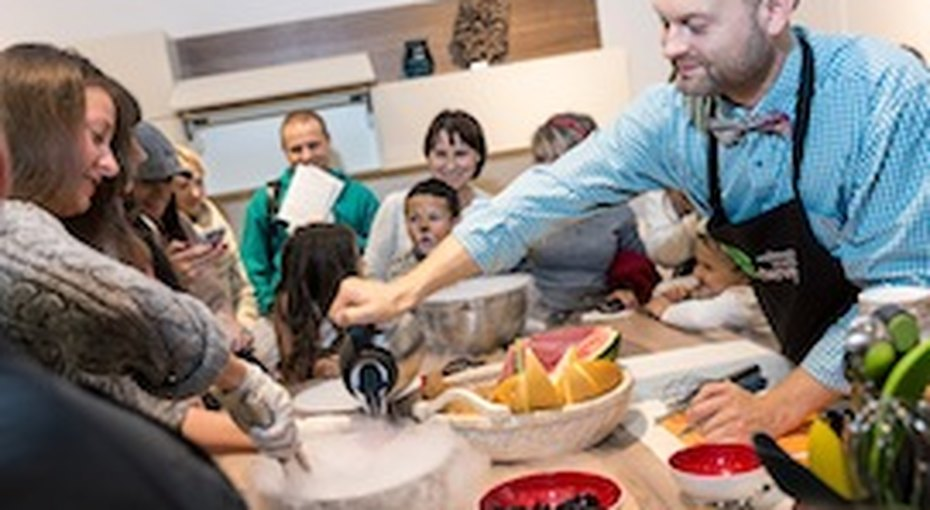 Кулинарная Студия Clever иHandmadefood нафестивале Taste