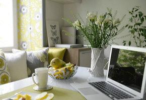 10 малогабаритных квартир сяркими дизайн-идеями