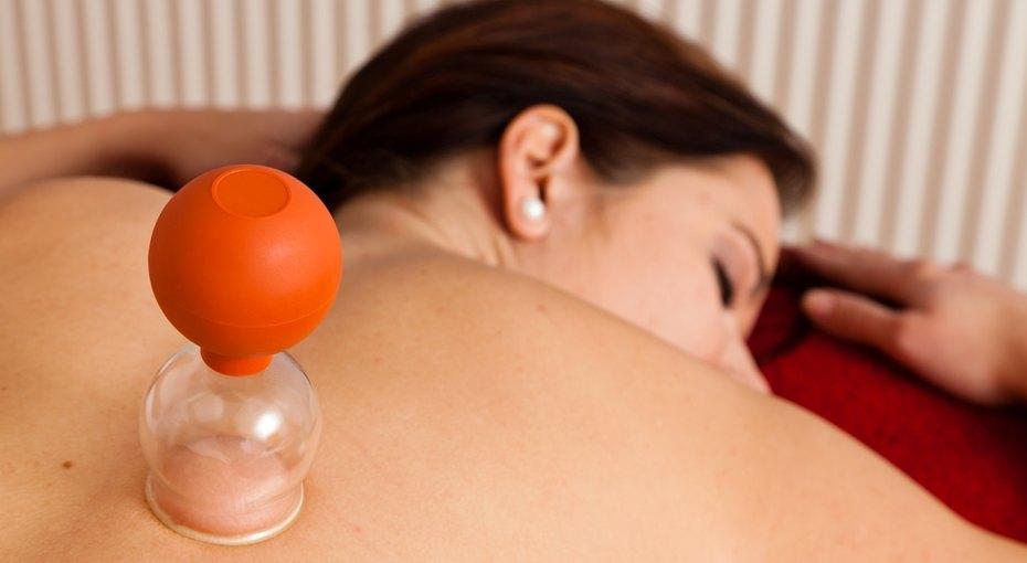 Баночный массаж вдомашних условиях