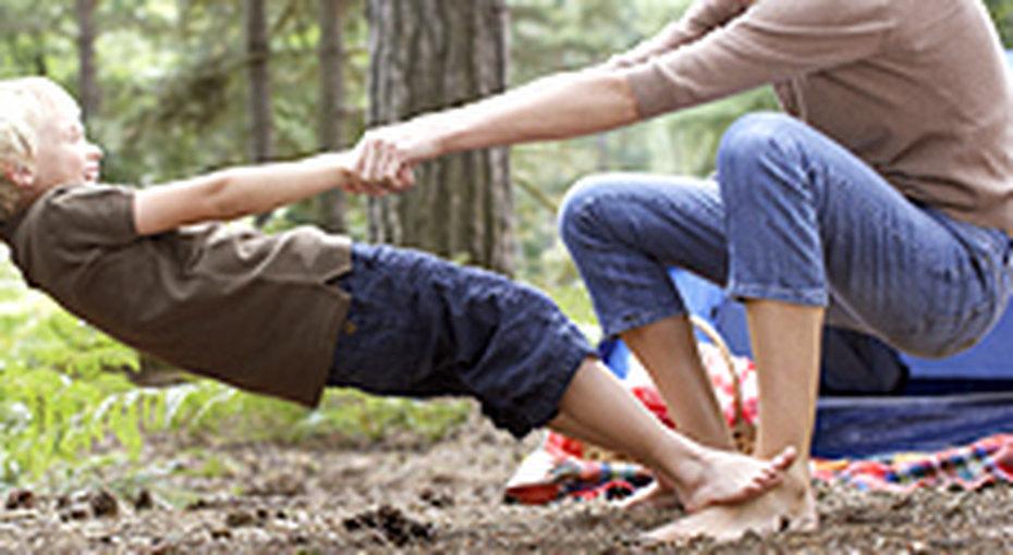 Физическая активность мамы ималыша взаимосвязаны