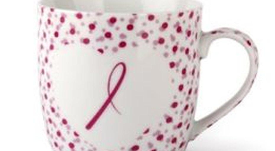 Кружка «Розовая ленточка» - новинка всерии благотворительных подарков Avon