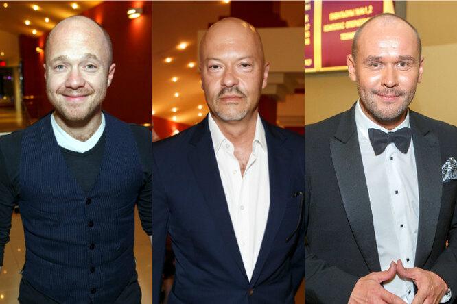Блестящие головы! 10 российских мужчин, которым лысина клицу