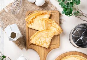 Рецепты звезд: муж Тутты Ларсен готовит невероятно вкусные блины