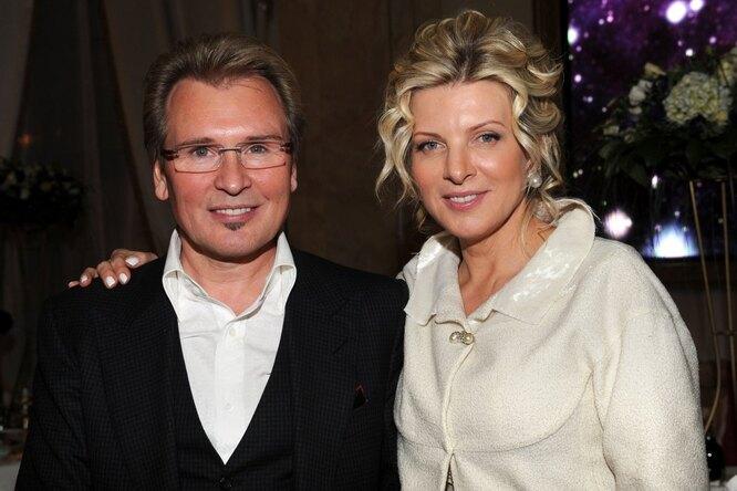 «Сегодня я люблю еще сильнее» Александр Малинин поздравил жену с30-летием брака