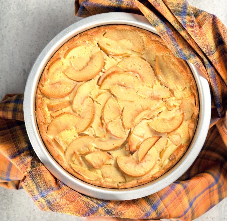 Как приготовить цветаевский яблочный пирог?