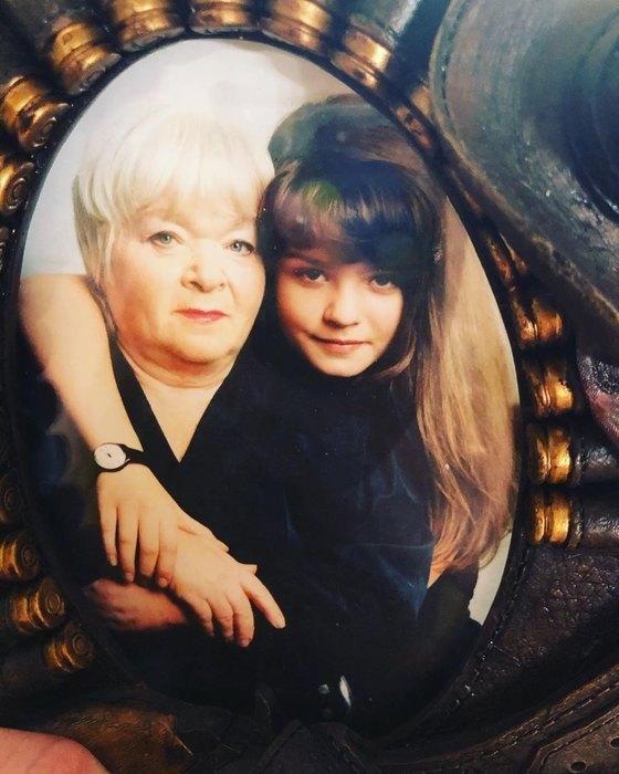 Мама идочь Ларисы Долиной фото