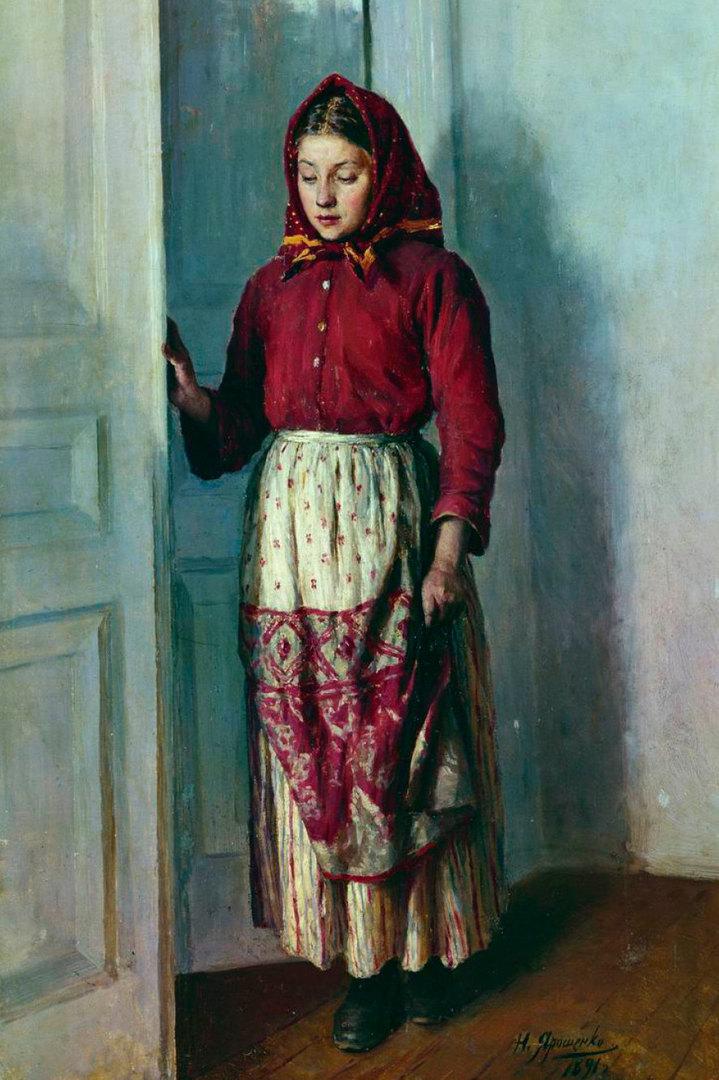 Свидания в русской деревне: зачем парням нужна была красная рубашка, а девушек заставляли целоваться с «покойником»