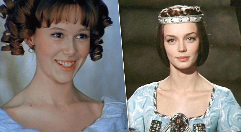 Не принцесса... Королевна! Как сложились судьбы царевен ипринцесс изсоветского кино