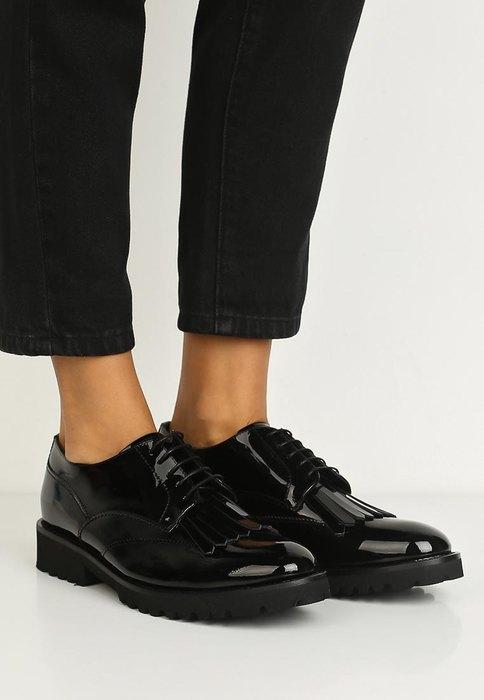 Ботинки изнатуральной лаковой кожи, Minelli, 9030 руб. (с учетом скидки)