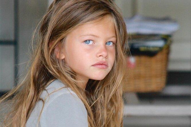Её называли самой красивой девочкой наземле. Какой она стала в19?