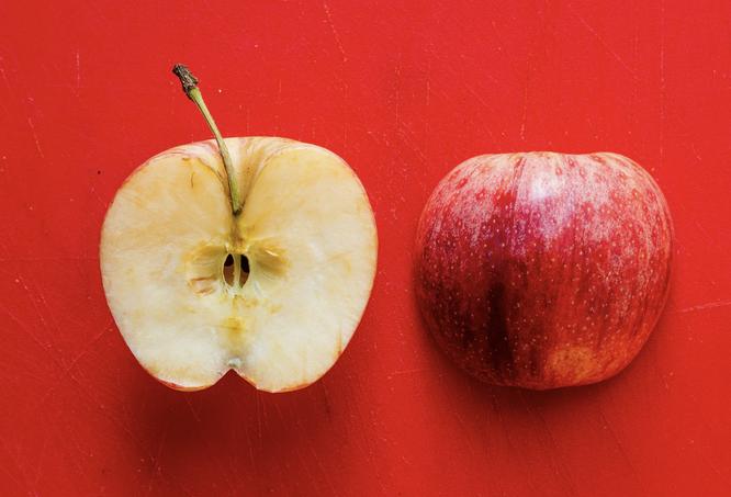 Калории яблоки