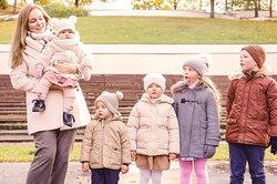 Мама 5 детей Карина Рихтере отом, как она стала «мамазонкой» ипомогает другим