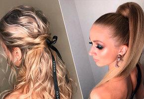 5 способов быстро и красиво собрать очень длинные волосы