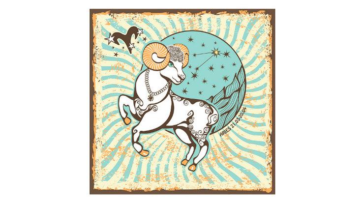 Знак зодиак Овен