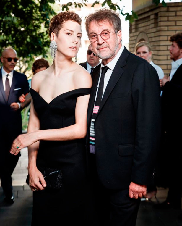 Ирина Горбачева и Леонид Ярмольник