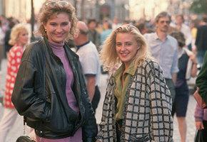Мода 90-х: какой мы ее помним