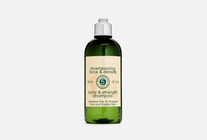 L'Occitane Body and Strength Shampoo, 2100 руб