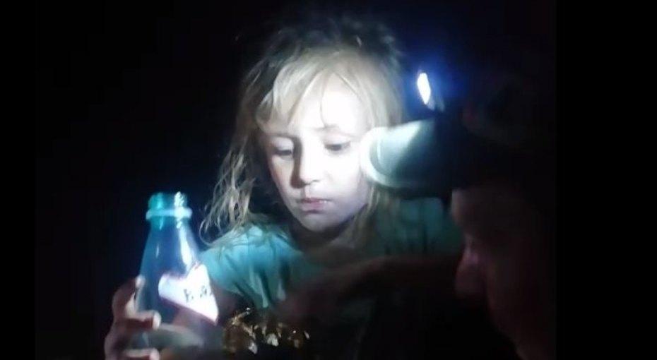5-летняя Зарина Авгонова найдена влесу черезтрое суток.