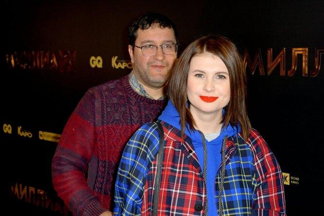 Анна Цуканова-Котт вышла замуж после 12 лет совместной жизни