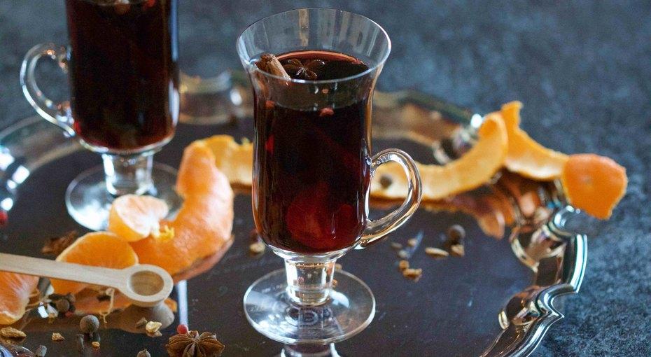 Рецепты безалкогольных глинтвейнов