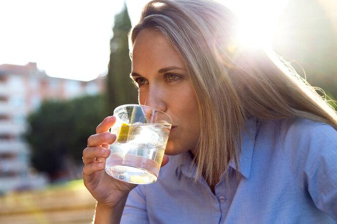 Зачем начинать день со стакана воды слимоном?