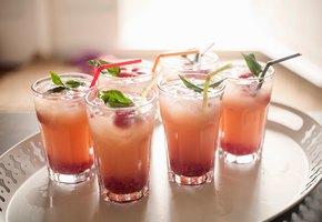 Топ-8 лучших напитков для жаркого лета