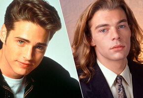 Самые красивые парни из сериалов 1990-2000-х: что с ними сейчас