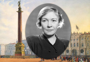 «Ленинградская мадонна» Ольга Берггольц: голос, который давал надежду