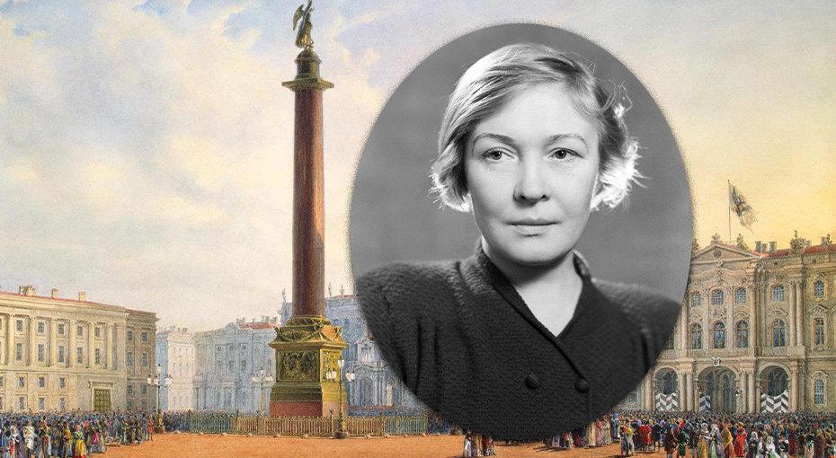 Ленинградская мадонна Ольга Берггольц