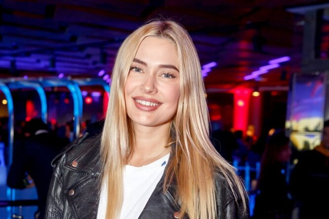 37-летняя модель Наталья Рудова ждет ребенка
