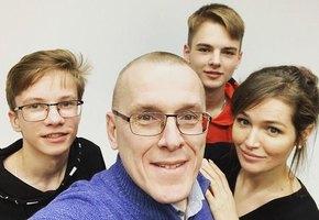 Истории приемных семей глазами мужчин: Борис Зырянов и его внезапное отцовство