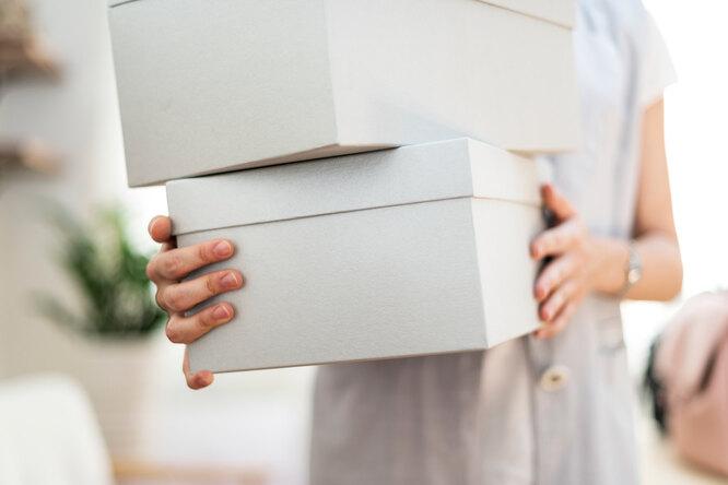Нижнее белье, косметика иеще 15 вещей, которые можно хранить вобувных коробках