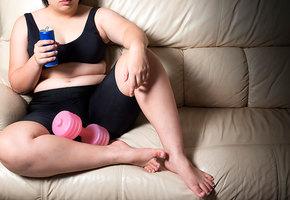 «А как быть с лишней кожей?» История женщины, которая похудела на 100 кг