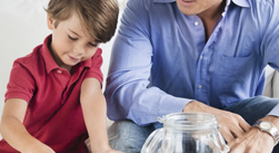 Дети иденьги: 10 ошибок финансового воспитания