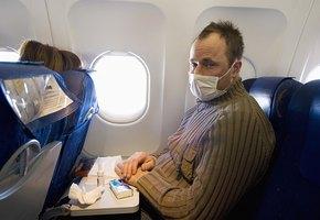 Врачи выяснили, на каких местах надо сидеть в самолете, чтобы не заболеть во время перелета