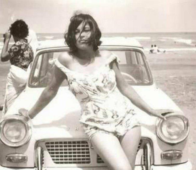 Иранка доИсламской революции, 1960 год