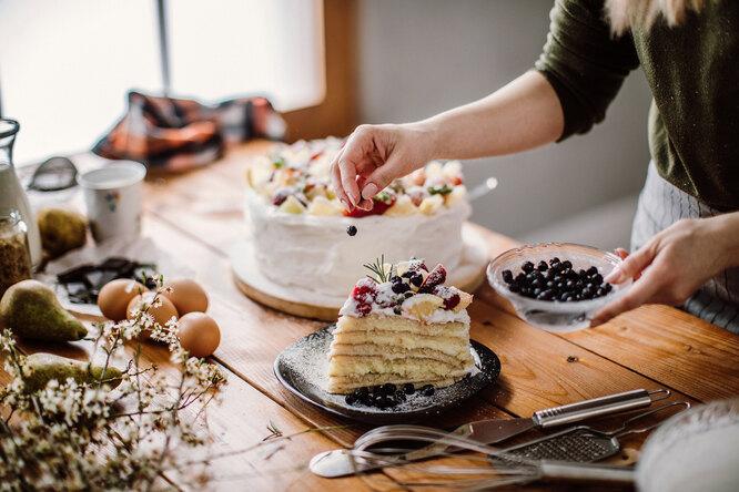 Где заказать тортик? 8 крутых кондитеров, которые делают торты назаказ
