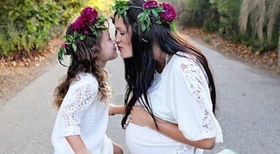 Как две капли: мамы идочки