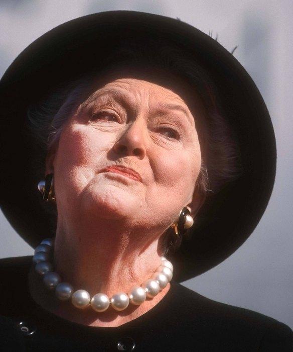 Оливия де Хэвилленд в1998 году