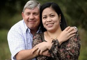Девять браков и все по любви: история о том, как 68-летний жених не устает покорять сердца