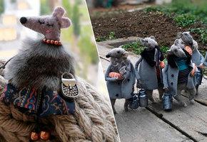 Что подарить нагод Крысы? 10 отличных новогодних сувениров, часть 1