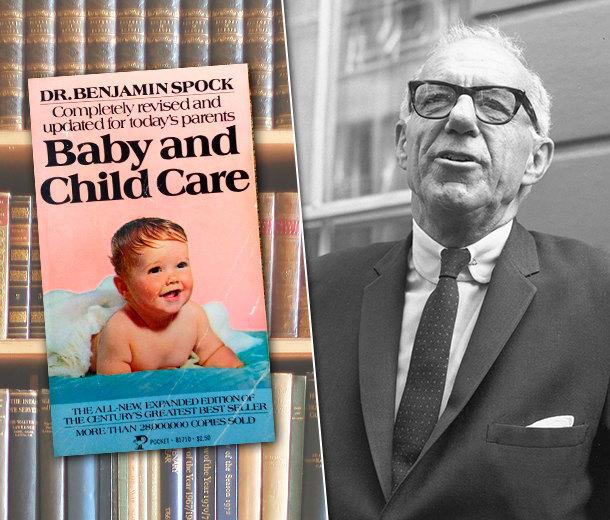 Бенджамин Спок: как один педиатр избавил отчувства вины целое поколение матерей