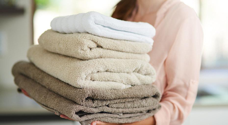 Правила чистых полотенец: как часто икаким образом нужно их стирать