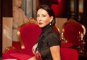 «Для тех, кто беспокоится за мой нос»: Алика Смехова прокомментировала слухи о ринопластике