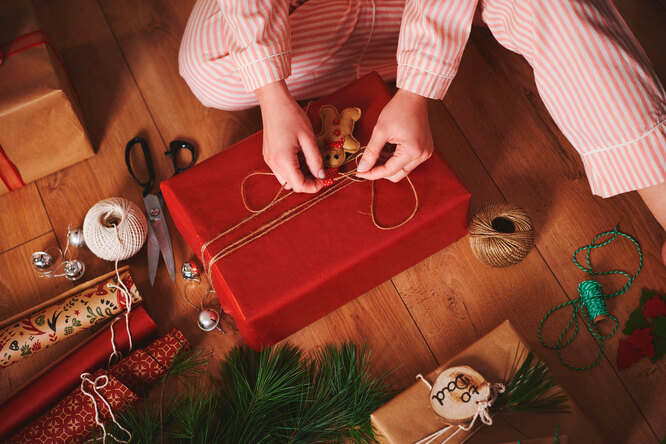 6 способов неразориться нановогодних подарках