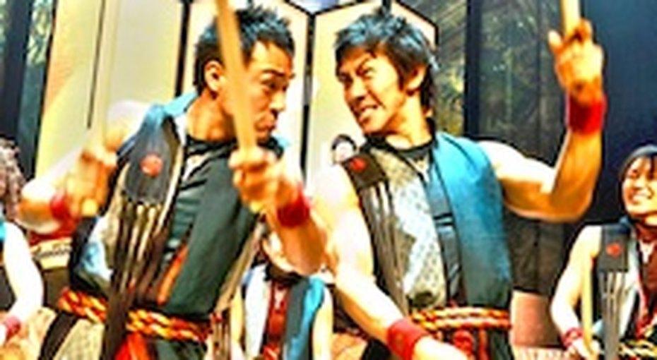 Шоу японских барабанщиков «Yamato»