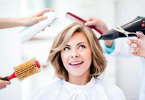 Кудри-сосульки, неправильная градуировка: как понять, что парикмахер плохо вас стрижет?