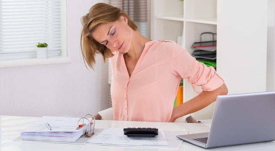 6 способов избавиться отболи вспине безлекарств