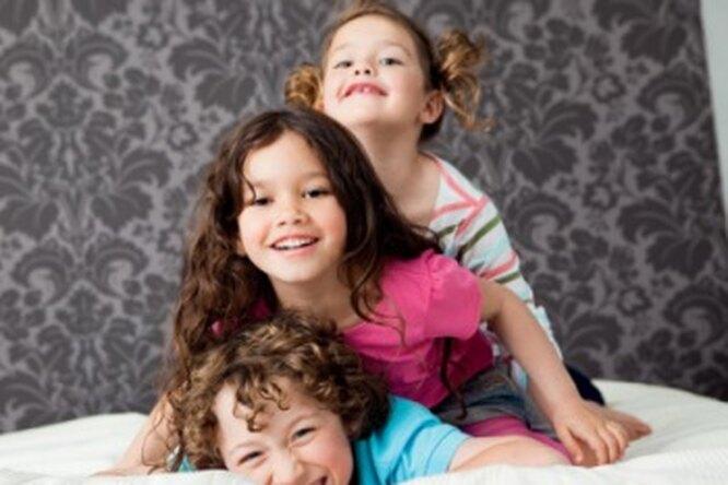 Секреты воспитания: страший, средний, младший